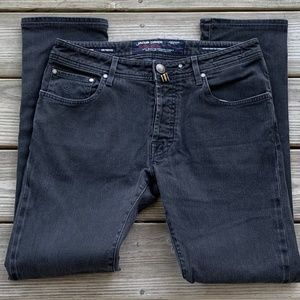 Jacob Cohen Handmade Italian Button Fly Jeans